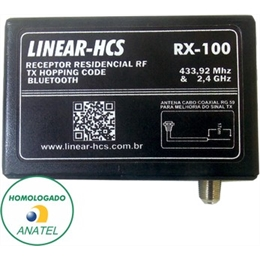 Receptor Bluetooth - RX-100 - Linear