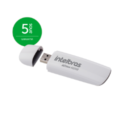 Adaptador USB Wireless - Action A1200 - Intelbras